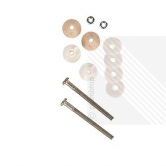 Siamp Pan & Cistern Bolts Set of 2